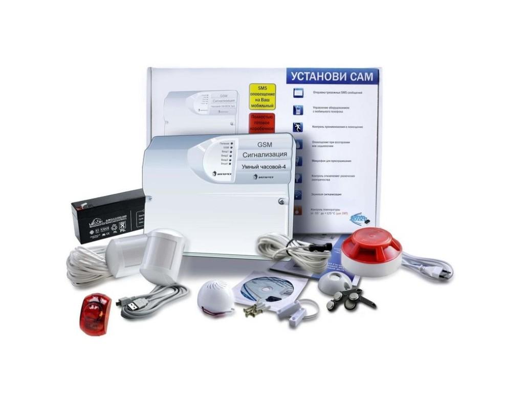 Система сигнализации домашней безопасности, комплект датчиков дистанционного управления
