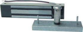 ML-100K  Электромагнитный замок, 12V DC, не более 0,4 A, усилие 100 кг,  180x33x23.   Вес 0.6 кг, новый дизайн, планка в комплекте, оригинальная упаковка.