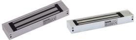 ML-180A  Электромагнитный замок , 12V DC, не более 0,3 A, усилие 180 кг,  170x35x23, офисный дизайн, планка в комплекте.