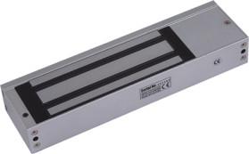 ML-500A Электромагнитный замок , 12V/24V DC, не более 0,5 A, усилие 500 кг,  265×66×39, офисный дизайн, планка в комплекте.