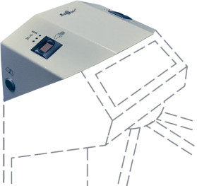 Контроллер турникета TTR-04