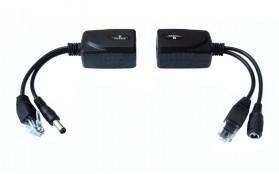 CO-TR-1P-001 Пассивный  UTP приемник/передатчик  AHD/TVI/CVI для передачи 1 канала