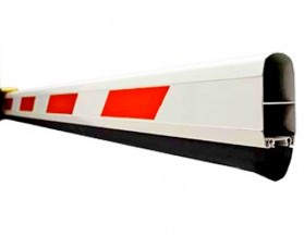 BOOM-4-Стрела алюминиевая для шлагбаума BARRIER-4000 (DOORHAN)