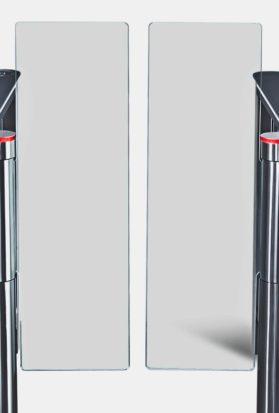 PERCo-ATG-300H Комплект створок (2 шт.) шириной 300 мм увеличенной высоты (1300 мм) для турникета «Скоростной проход» PERCo-ST-01