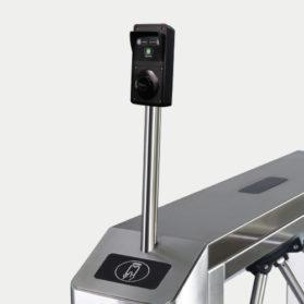 PERCo-C-10A Крышка для установки алкотестера и встроенного RFID-считывателя