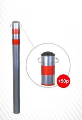 Бетонируемый столбик СМБ-76.000 СБ