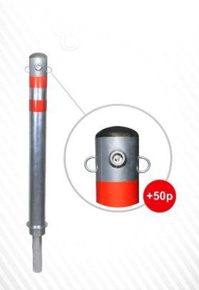 Съемный столбик ССМ-76.000 СБ