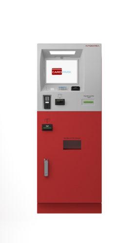 Card Park-APAY Premium Автоматический терминал с сенсорным дисплеем