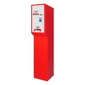 Card Park-INFO Инфостойка c возможностью предоставления скидок.