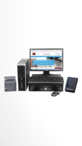 Card Park-MPAY Ручной терминал оплаты на базе персонального компьютера.