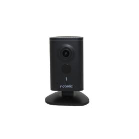 NBQ-1210F/b NBQ-1210F 2 МП Облачная Wi-Fi камера в черном корпусе корпусе с магнитным основанием фиксированный объектив 2.3 мм