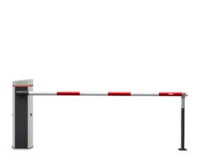 Шлагбаум PERCo-GS04 со стрелой круглого сечения 3 метра